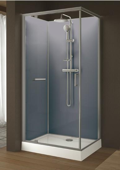 montage d 39 une porte pivotante sur une cabine de douche leda kara page 1 sp ciale salles de. Black Bedroom Furniture Sets. Home Design Ideas