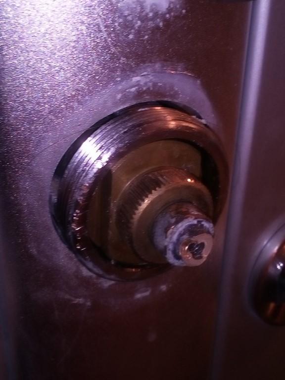 Comment d monter un mitigeur thermostatique douche encastr sans marqu page 2 d pannages et - Demonter mitigeur thermostatique douche ...