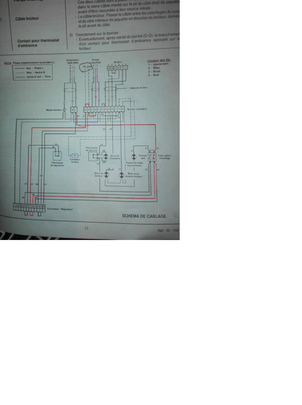 pas de chauffage sur ideal standard 2101 page 2 forum sur chaudi res au gaz fioul granul s. Black Bedroom Furniture Sets. Home Design Ideas