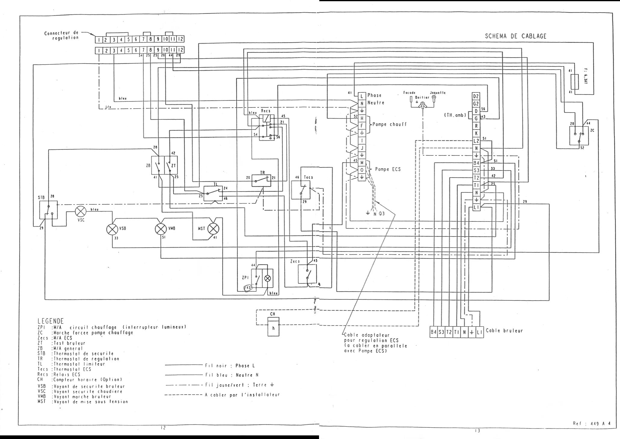 branchement chaudi re eau sanitaire thermostat nest 3 page 1 r gulations et thermostats d. Black Bedroom Furniture Sets. Home Design Ideas